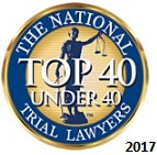 National Trial Laywers Top 40