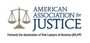 Badge of American Association for Justice